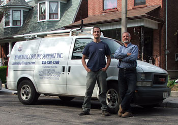 Toronto Boiler and Furnace Installation Team